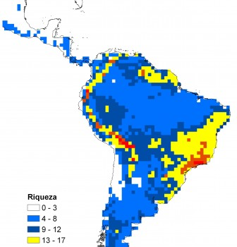 Spatial Analysis of Biodiversity